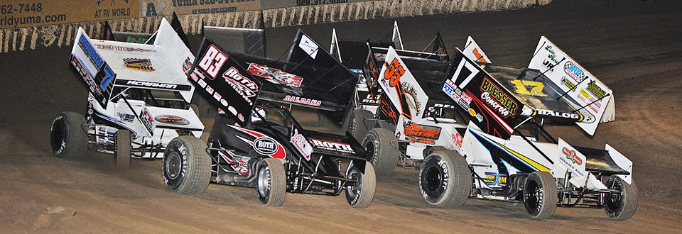 Parity again reigns supreme at Winter Heat Sprint Car Showdown