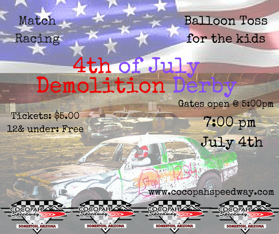 End The Star Spangled Weekend with a BANG!!!