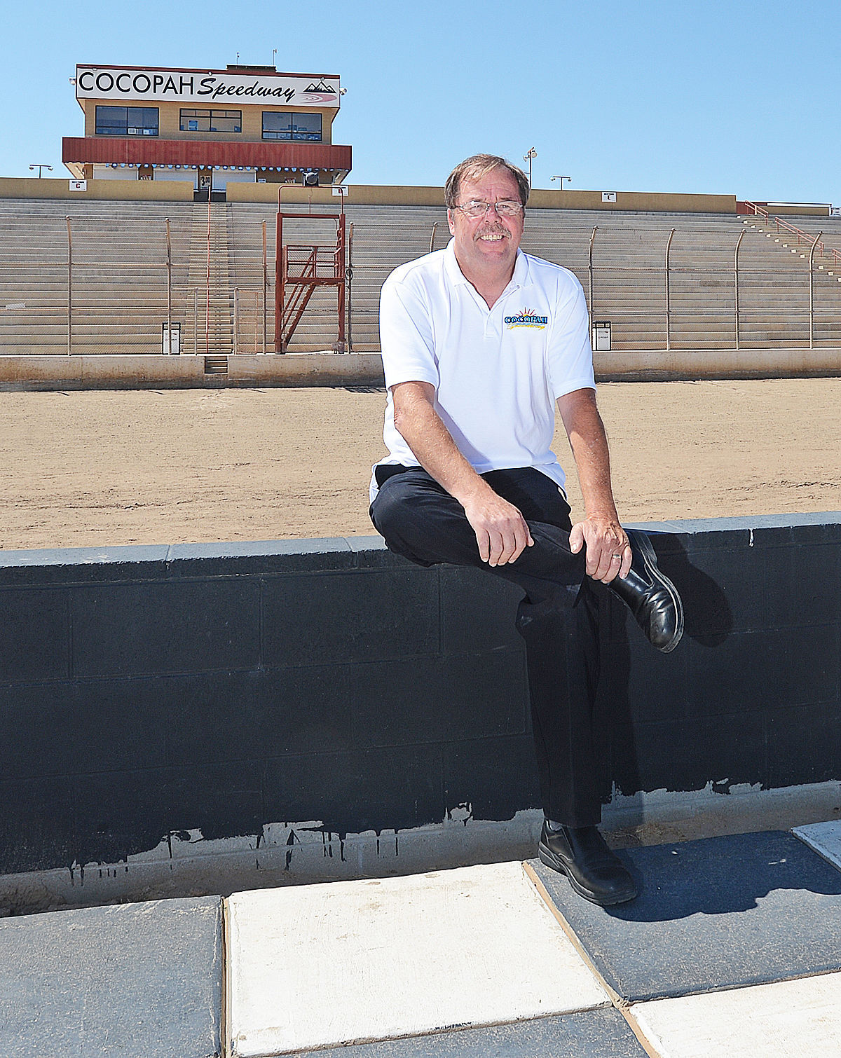 'Dream job' for Dalen, who was named Cocopah Speedway director of ops