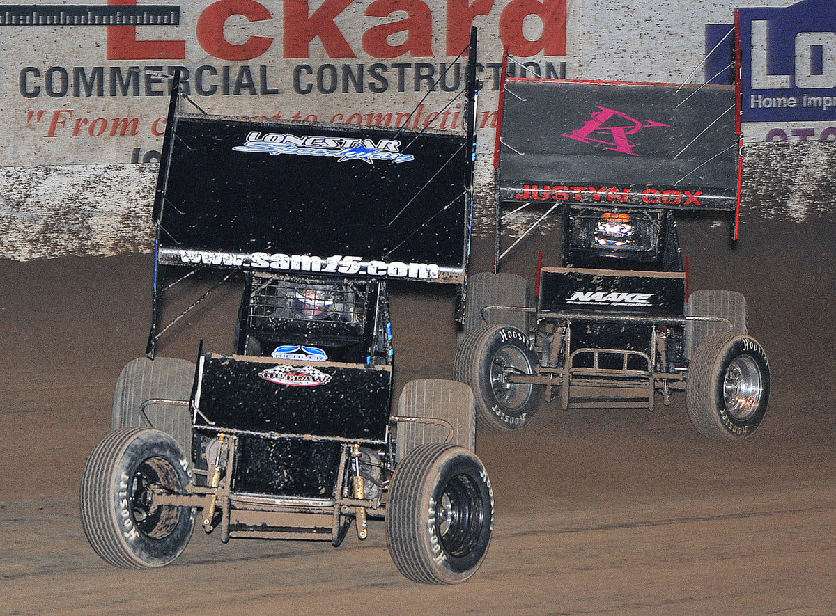 Texas driver arrives in Somerton on verge of ASCS National Tour title