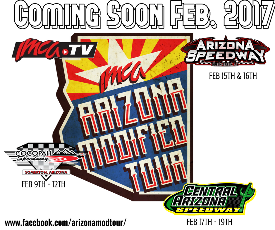 Cocopah Speedway starts off inaugural IMCA Arizona Modified Tour