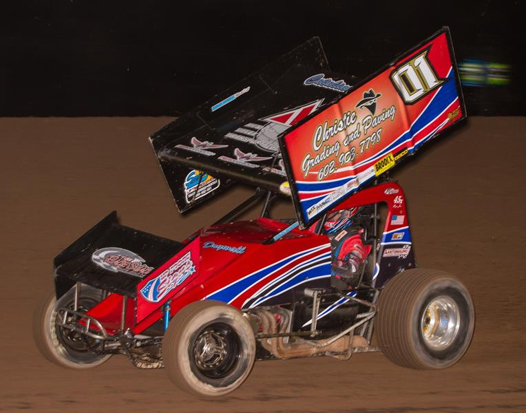 Joshua Shipley's Season Continues at Cocopah Speedway Thanks to Generosity