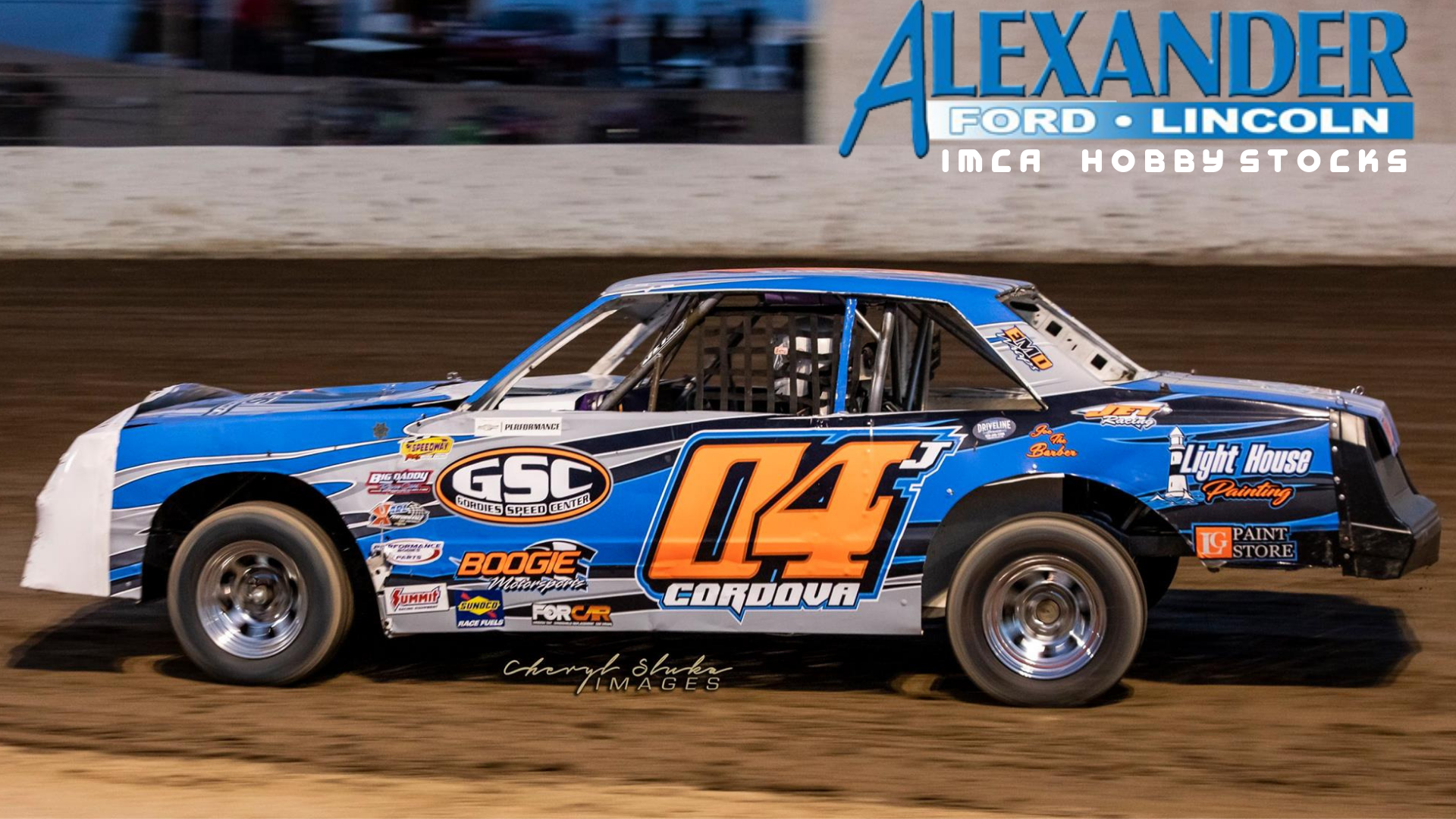 Alexander Ford IMCA Hobby Stocks points thru 04/20/19