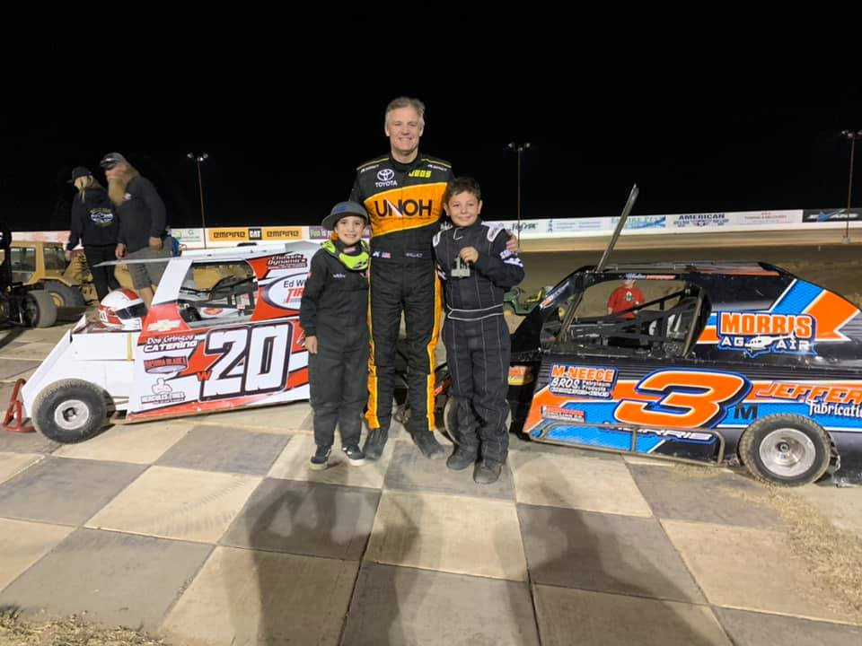 Morris and Horton sweep Mini Dwarf weekend at Cocopah