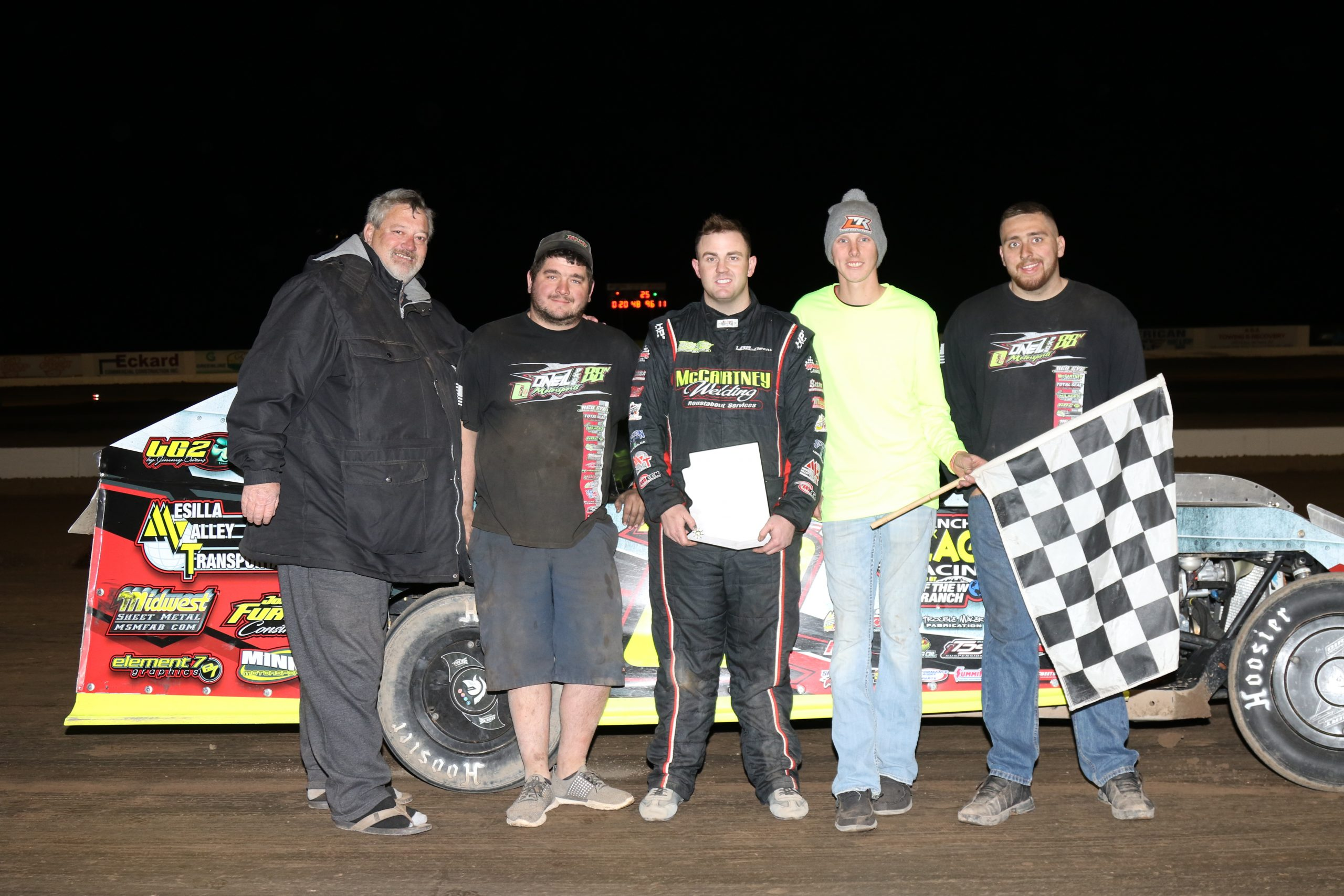 O'Neil Bests Thornton Jr. in Cocopah Classic at Winter Nationals