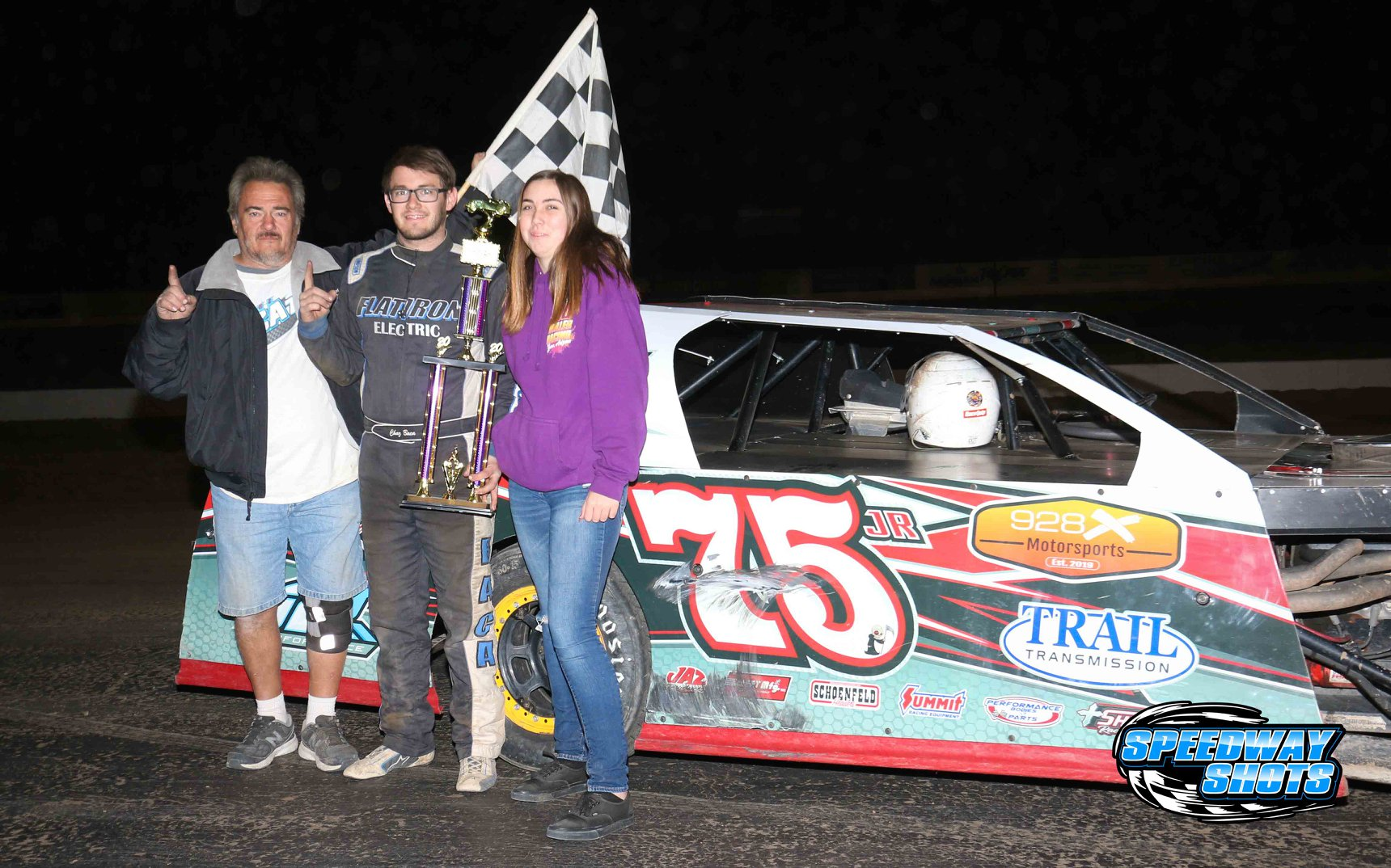Baca Jr. Cruises to Night 2 Win at Cocopah Speedway's Winter Nationals