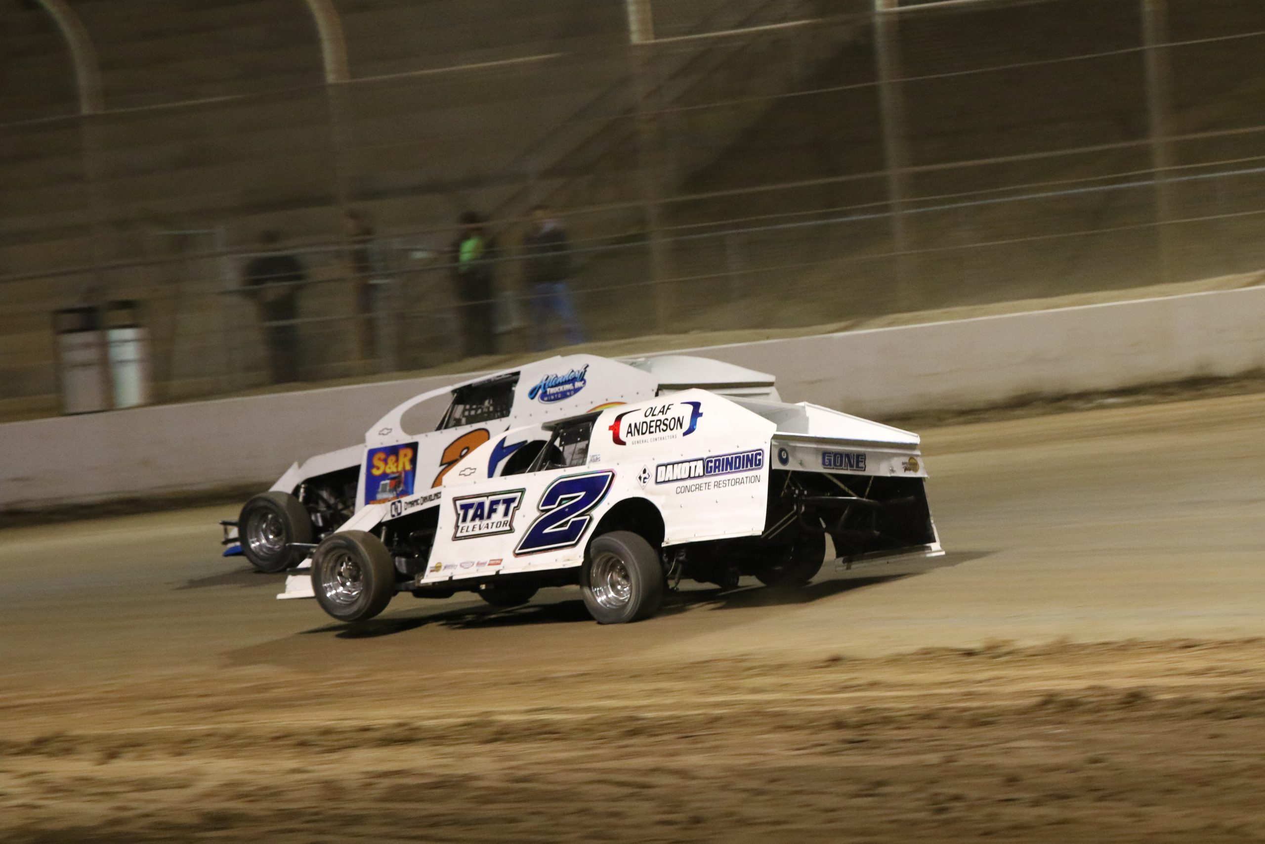 Arneson Caps Off Winter Nationals with Convincing Win