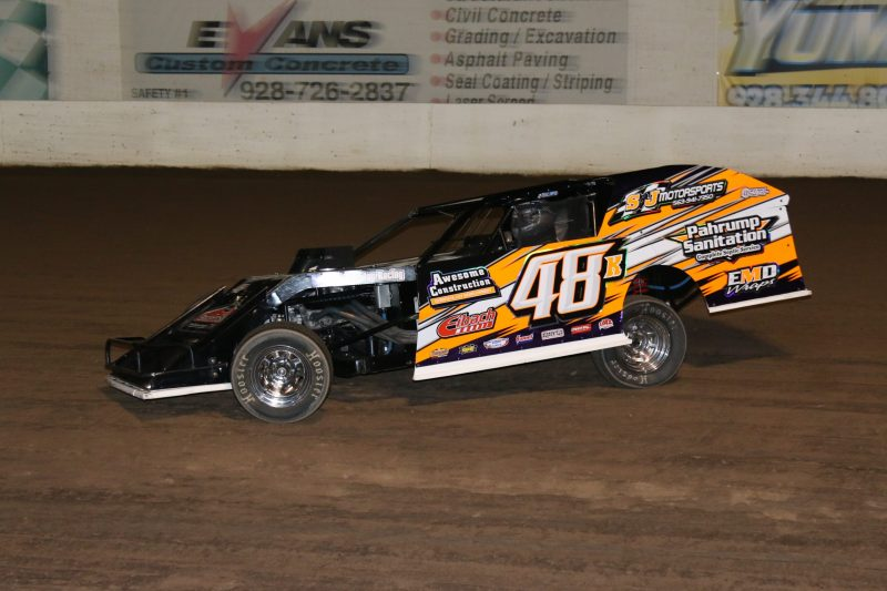 Ricky Thornton Jr. Dominates Opening Night of Winter Nationals at Cocopah
